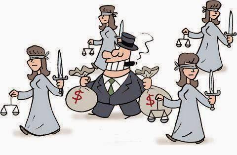 Justiça-judiciário e seu papel no capitalismo.