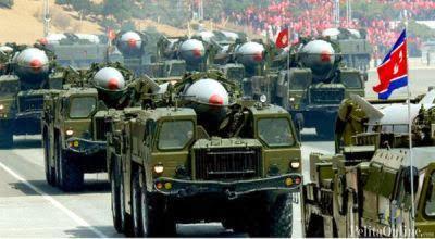 Korea Utara Ancam Luluh Lantakkan Korea Selatan