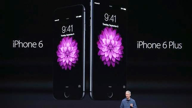 Apple sorprende con dos nuevos iPhone 6 y su primer y revolucionario Apple Watch