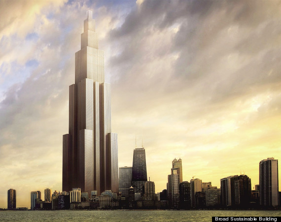 Του ψηλότερου κτιρίου στον κόσμο