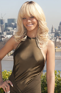 Rihanna Battleship Photocall