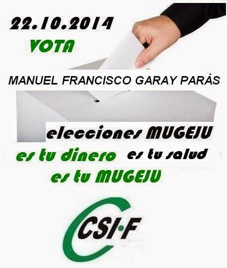 VOTA A MANUEL GARAY PARÁS