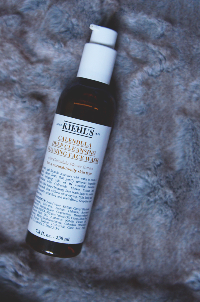 ROUTINE SKIN CARE, CALENDULA DEEP CLEANSING, KIEHLS, SUPER MULTI-CORRECTIVE EYE-OPENING SERUM, KIEHL'S, LOTUS OIL, CLARINS, HYDRA BEAUTY  GEL CREME CHANEL, POWERFUL WRINKLE REDUCING CREAM,