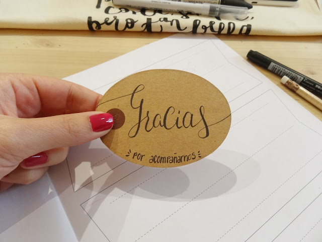 Taller Lettering para eventos - Happy Letters