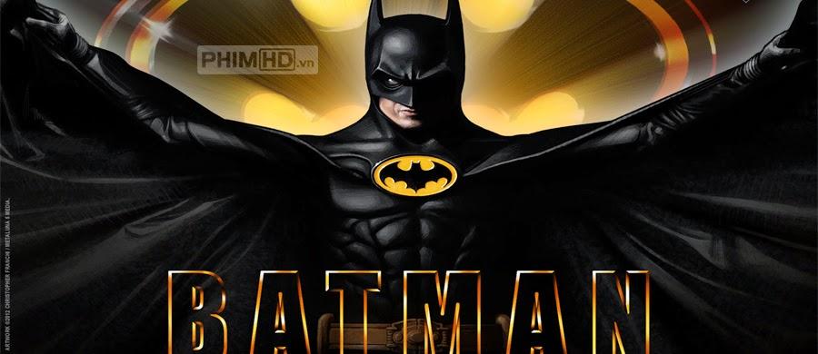 Người Dơi - Batman - 1989