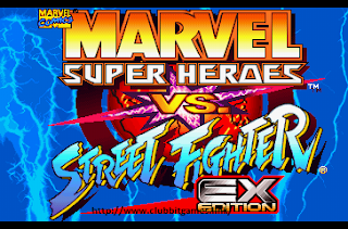 LINK DOWNLOAD Marvel Super Heroes VS Street Fighter PS1 FOR PC CLUBBIT