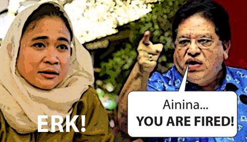 Cerita Mukhriz nak kena pecat tutup mulut Mahathir