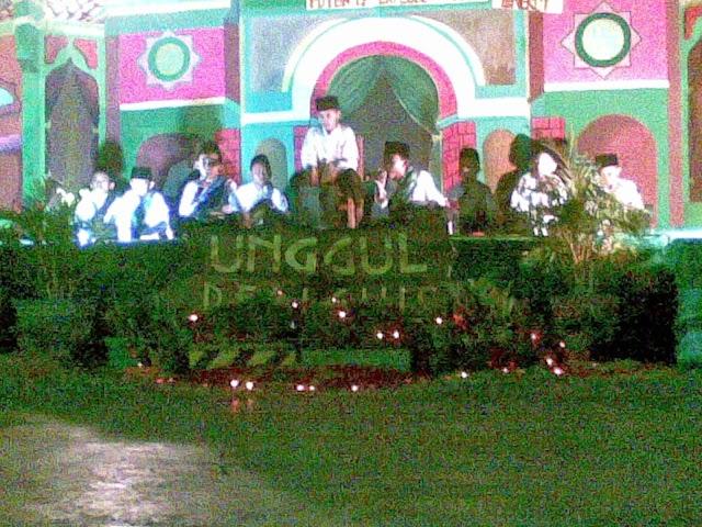 PENSIL Idul Adha  Al Qudwah Boarding School