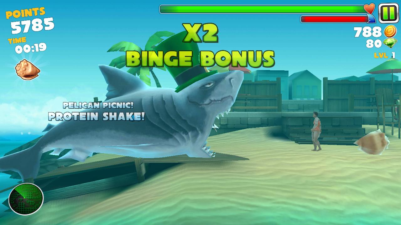 Hungry Shark Evolution Game Gratis Untuk Android dan iOS