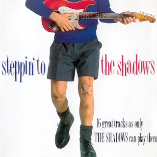 The Shadows – Steppin' To The Shadows