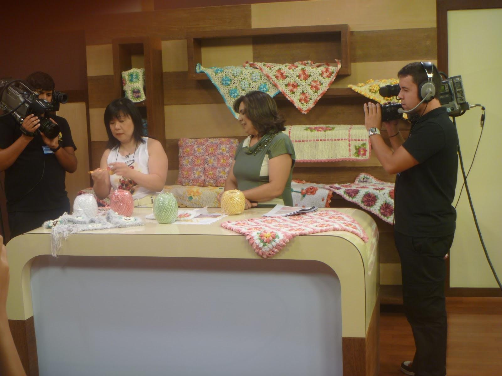 Tv Aparecida - Programa Sabor de Vida 25/03/2011