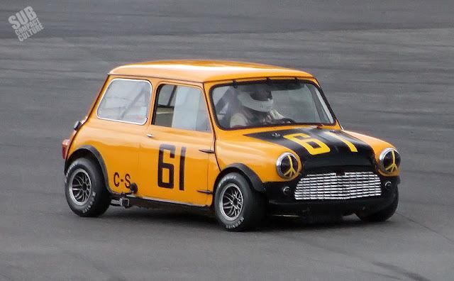 1961 Austin Mini Cooper S