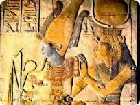 Osiris,  Egyptian pharaoh, the Nile OF EGYPT, egypt,The King and Queen