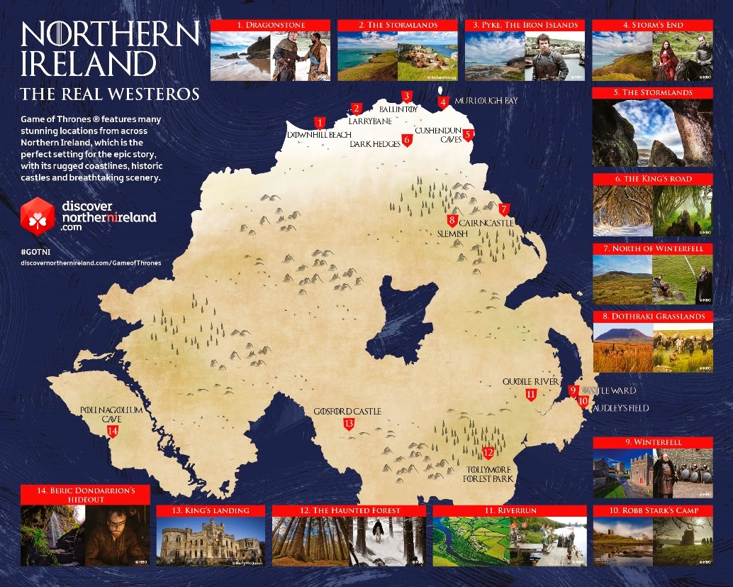 a world of ice and fire the geology of the game of thronesby kirstin lemon