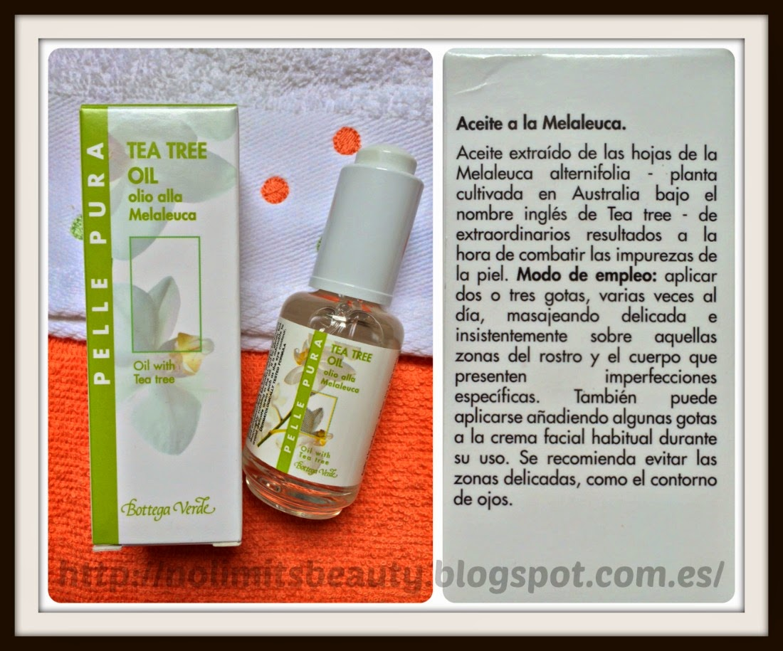 Bottega Verde - Tea Tree Oil