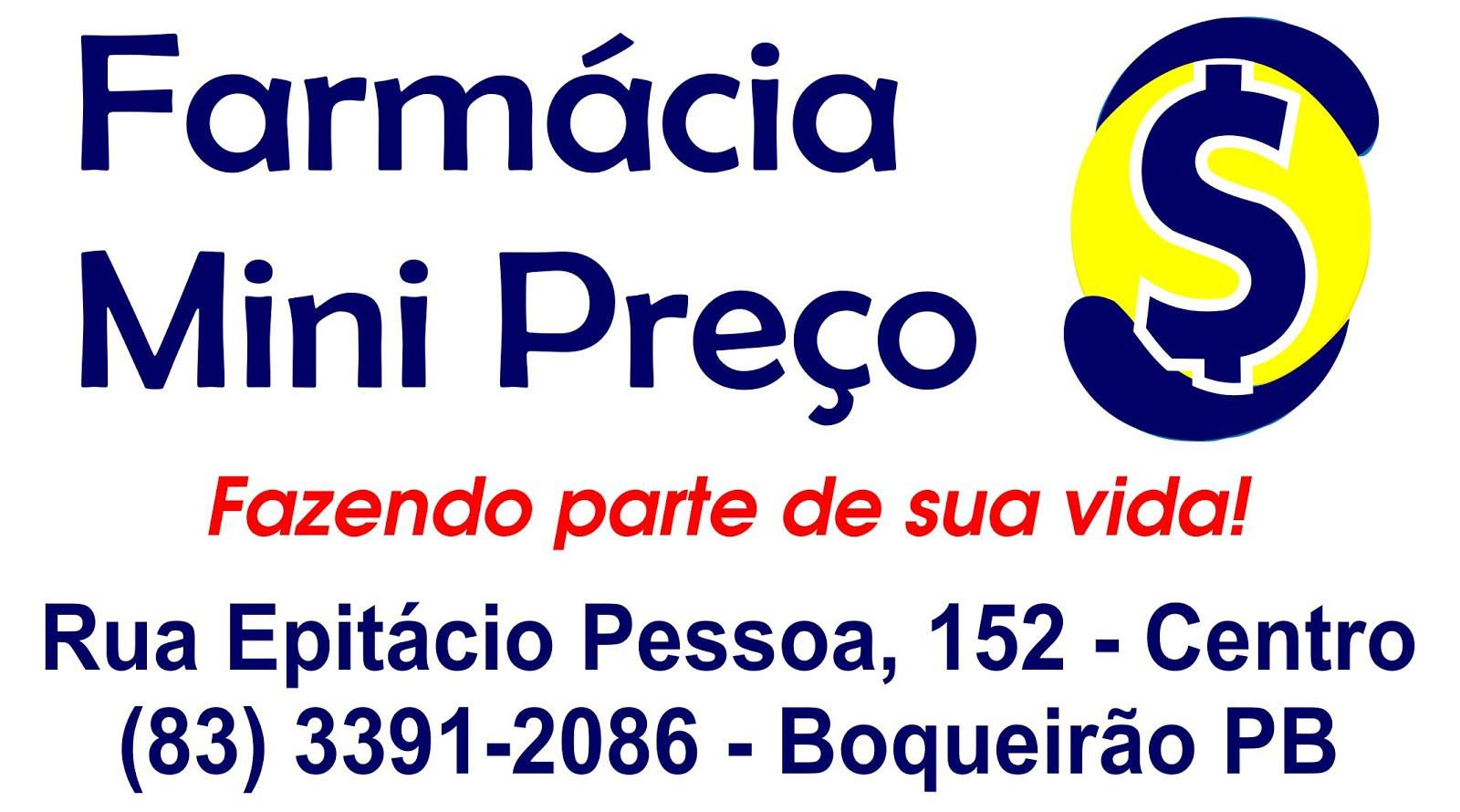 Farmácia Mini Preço