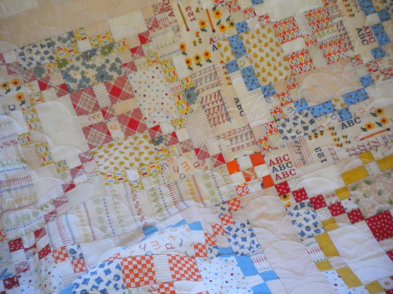 American Patchwork And Quilting Quilt Sler American