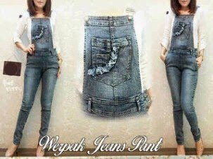 jumpsuit jeans wearpack