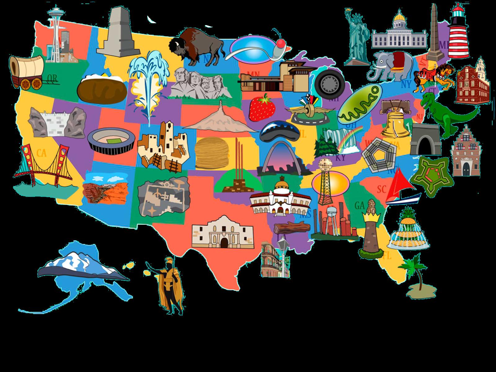 Turismo De Canadá Mapa - Canada mapa