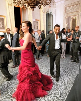 John Legend & Chrissy Teigen Wedding Playlist