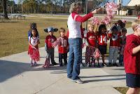 Montgomery Catholic Preparatory School Holy Spirit Pep Rally Surprise 5