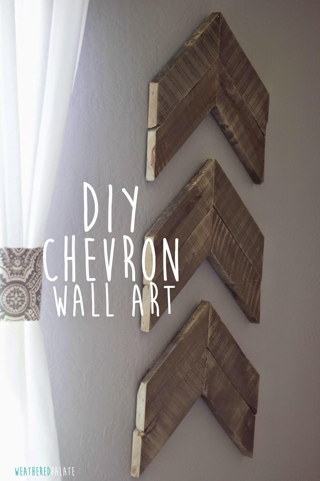 http://www.theweatheredpalate.com/2014/08/diy-chevron-wall-art.html