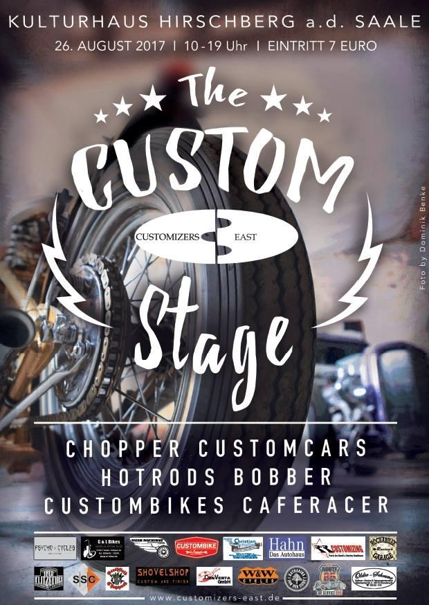 Custom Stage 2017