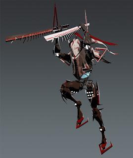 killer is dead concept art 4 Killer Is Dead (360/PS3)   Concept Art