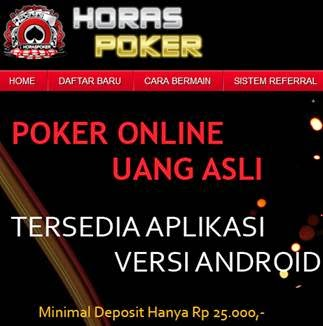 Solusi Lupa Password Horas Poker