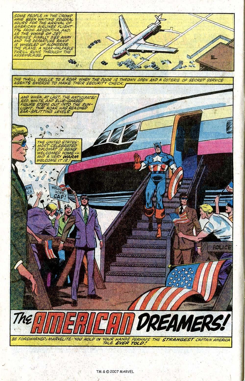 Captain America (1968) Issue #264 #179 - English 4