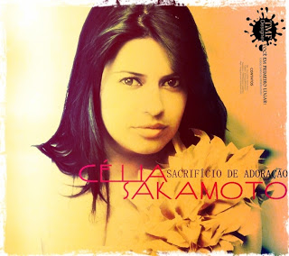 Download baixar celia sakamoto sacrificio de adoração novo cd 2012