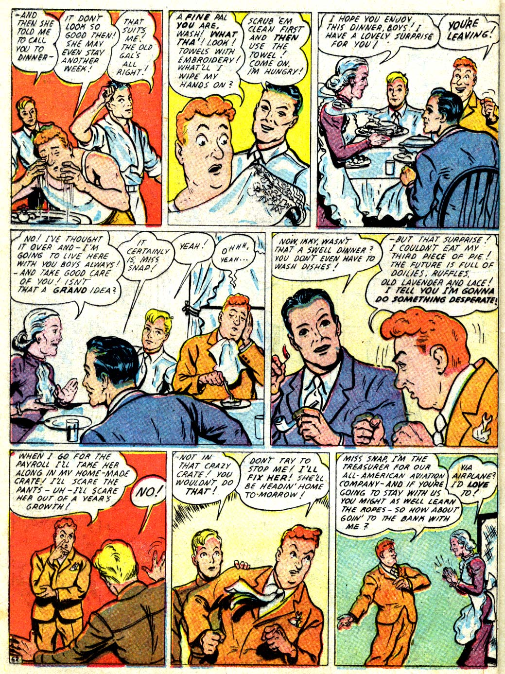 Read online All-American Comics (1939) comic -  Issue #15 - 16