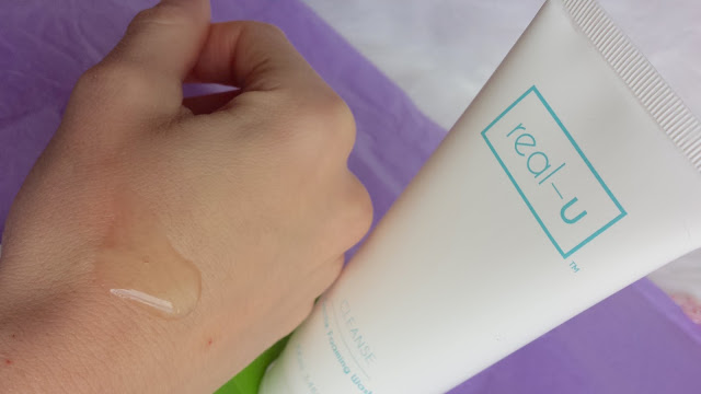 REAL-U CLEANSE HYDRATE CONTROL SKINCARE FOR ACNE
