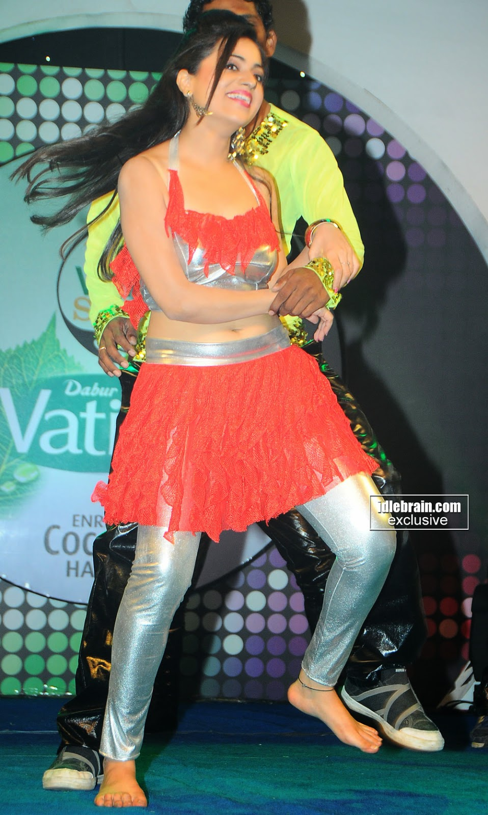 Telugu Actress Reshma Hot Dance Performance