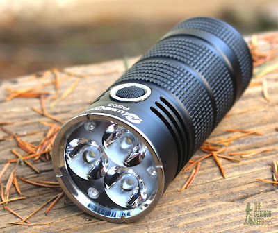 Lumintop PS03 4x18650 Flashlight - Product Link