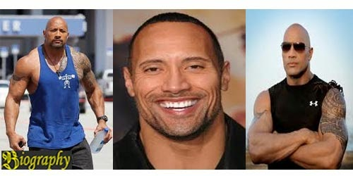 Dwayne Johnson-The Rock