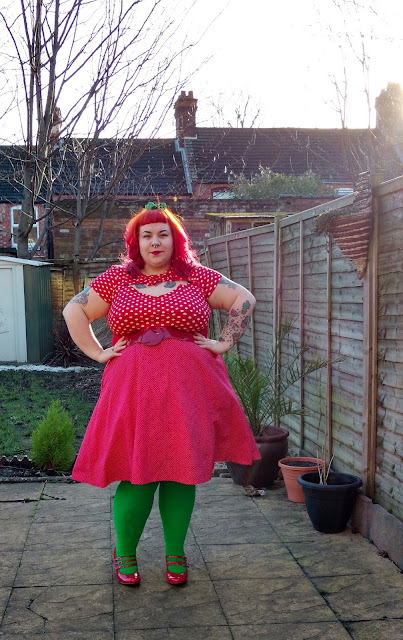 ruby thunder, Ruby Thunder, plus size alternative bloggers, plus size, fatshion, alternative