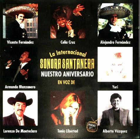 Sonora Santanera - A Bailar Con La Sonora Santanera