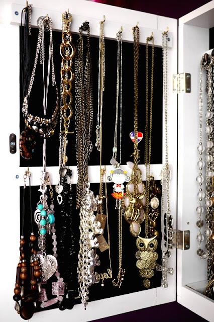Fashion pure life al fin mi joyero - Como colgar collares ...
