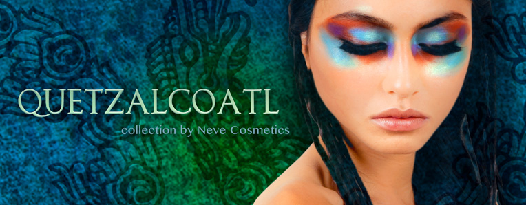 Neve Cosmetics - Quetzalcoatl Collezione Primavera/Estate