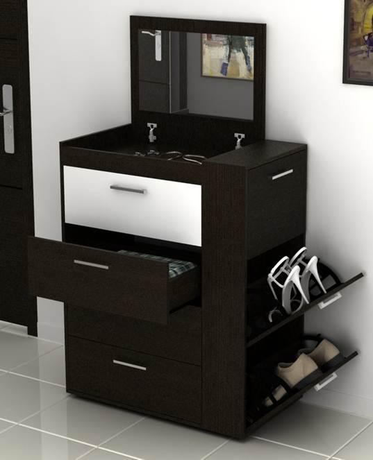 IDEASHOT: Muebles dedicados a los espacios pequeños para organizar ...