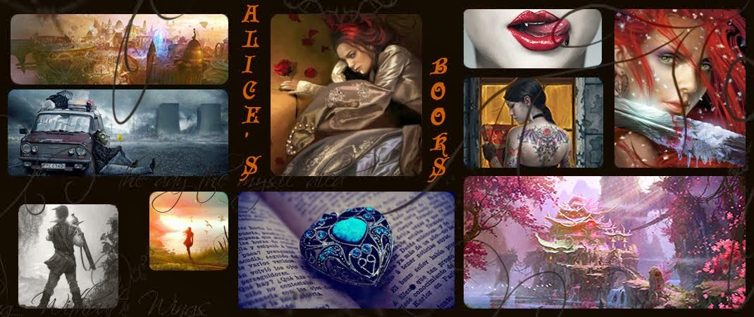 Alice's books