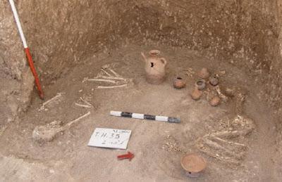 Παρθική νεκρόπολη αποκαλύφθηκε στο Ιράν