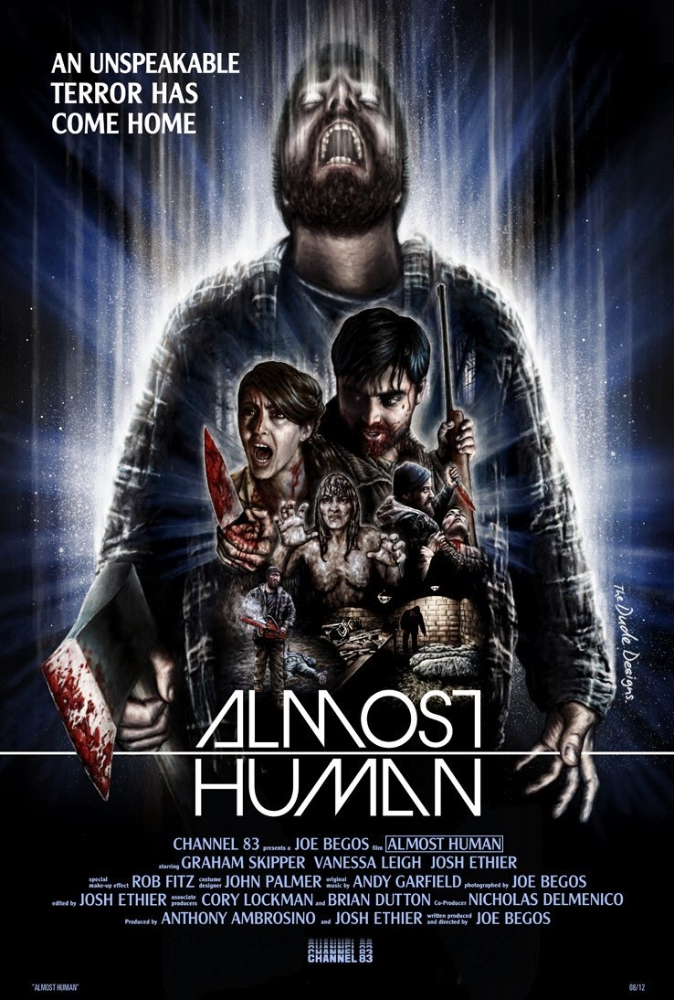 Download - Almost Human S01E12 - HDTV + RMVB Legendado