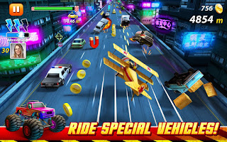 Download On The Run MOD APK