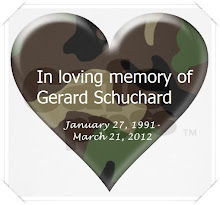 For my cousin Gerard