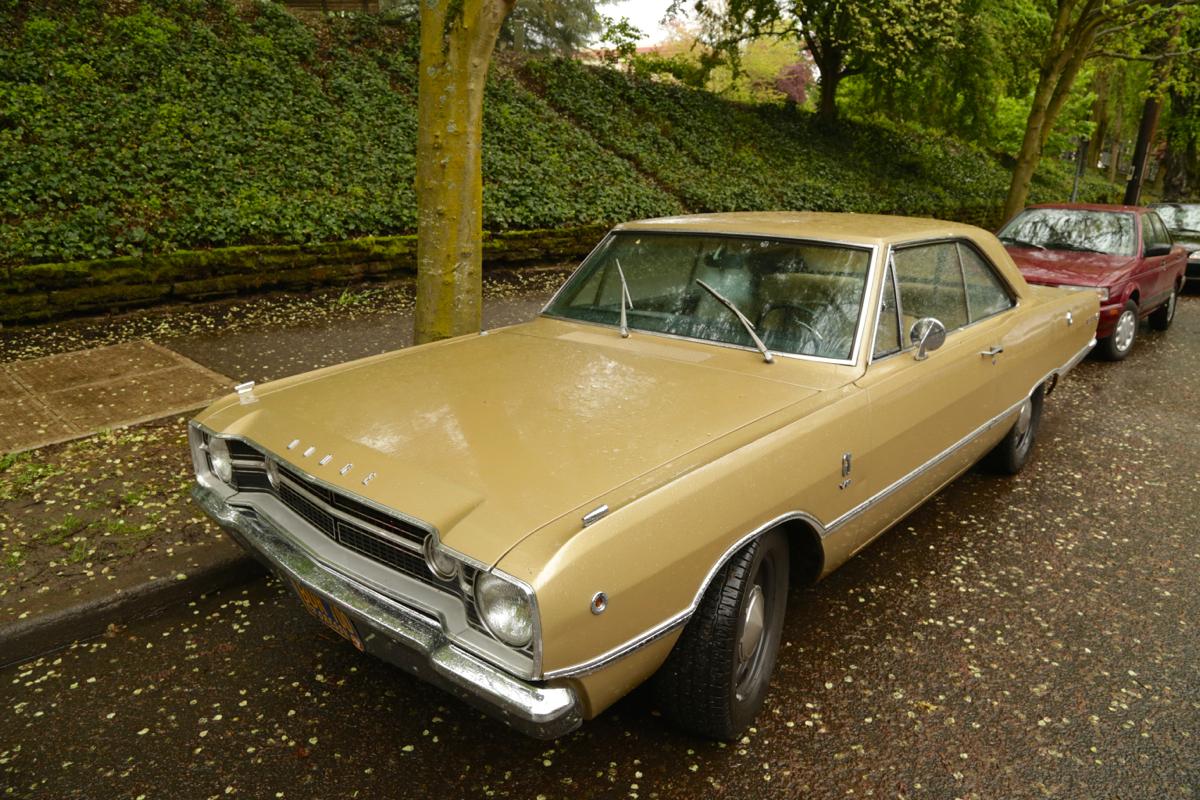 1968 Dodge Dart GT hardtop.
