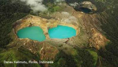 Keindahan Wisata Alam Indonesia