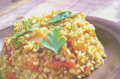 Υγιεινές συνταγές με πλιγούρι