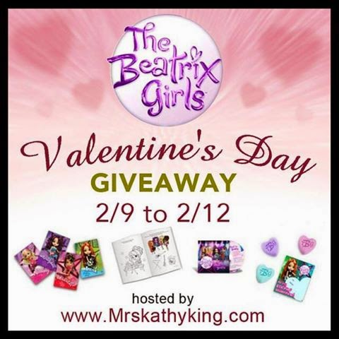 Enter the Beatrix Girls Valentine's Day Giveaway. Ends 2/12.